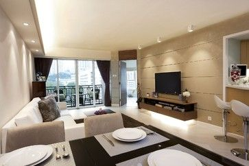 False Ceiling Design Ideas, Pictures, Remodel, and Decor - page 9
