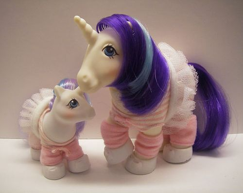 Generation One My Little Ponies!
