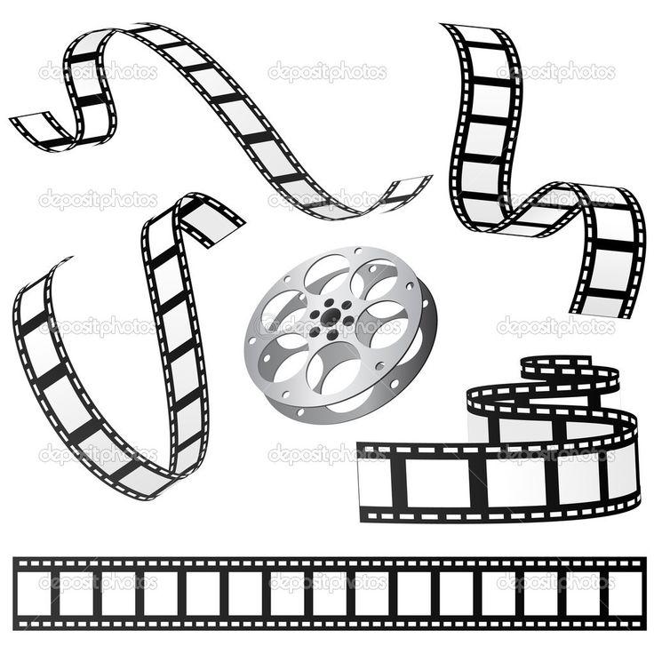 σύνολο ταινία και ρολό - Αρχείο Εικονογραφήσεων: 7406389