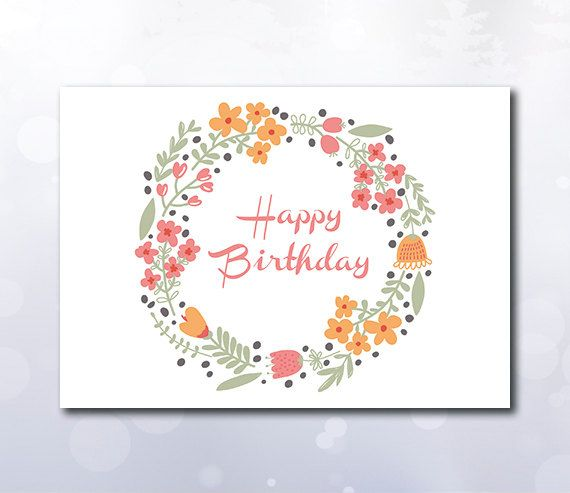 The 25+ best Pastel accounting ideas on Pinterest Cpa exam - birthday cards free download printable