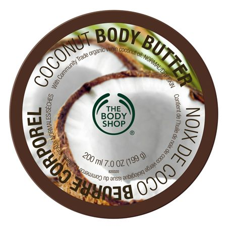 The Body Shop Coconut Body Butter