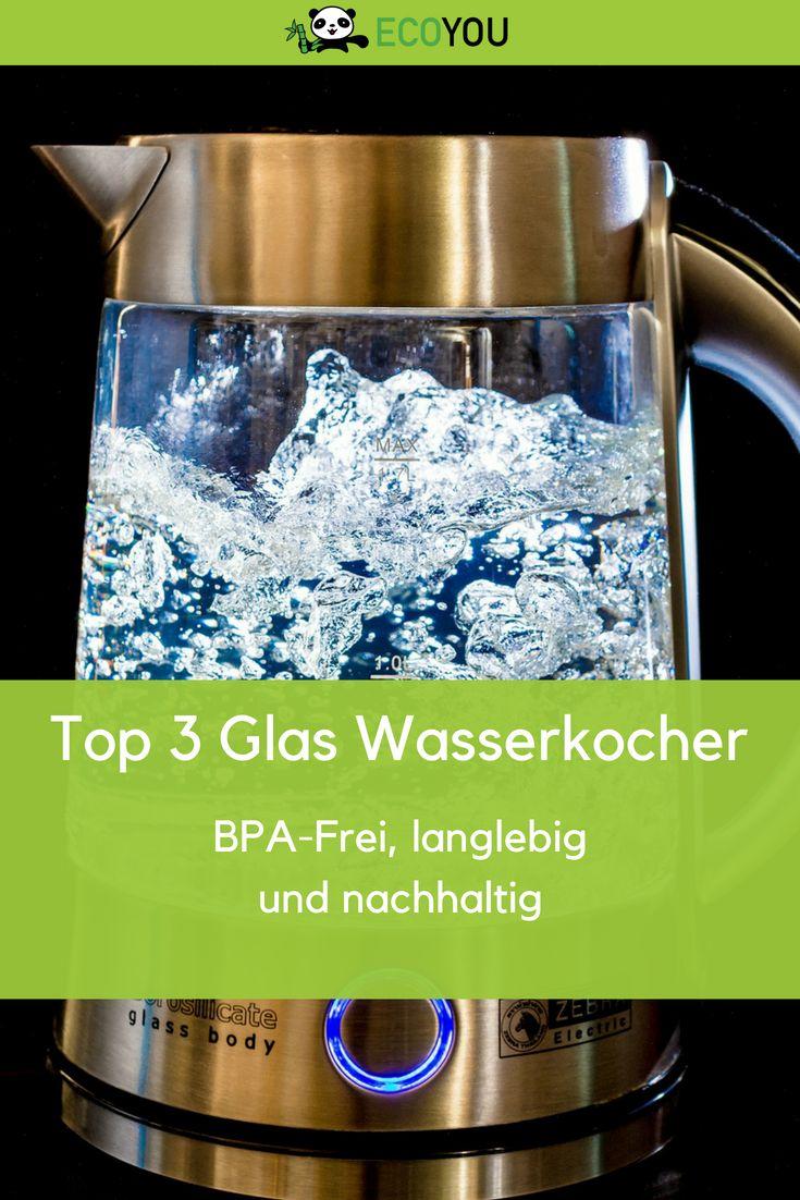 Wasserkocher Glas – BPA-frei und Hochwertige Qualität aus Glas I
