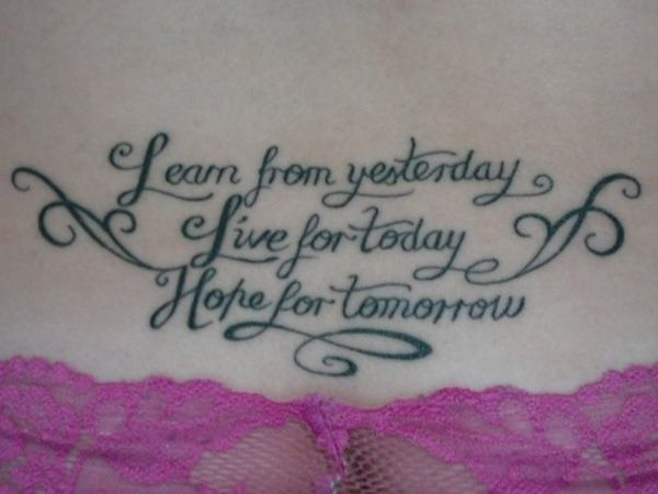 100 Tattoo Quotes You Should Check Before Getting Inked - SloDive