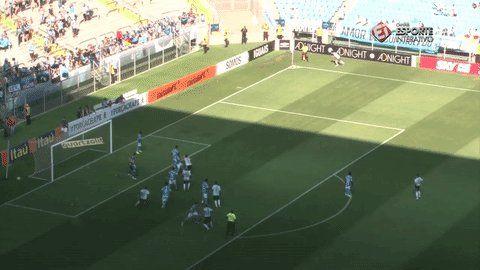"""Esporte Interativo no Twitter: """"O golaço do Bruno Silva da Vitória e a classificação a Libertadores ao Botafogo"""
