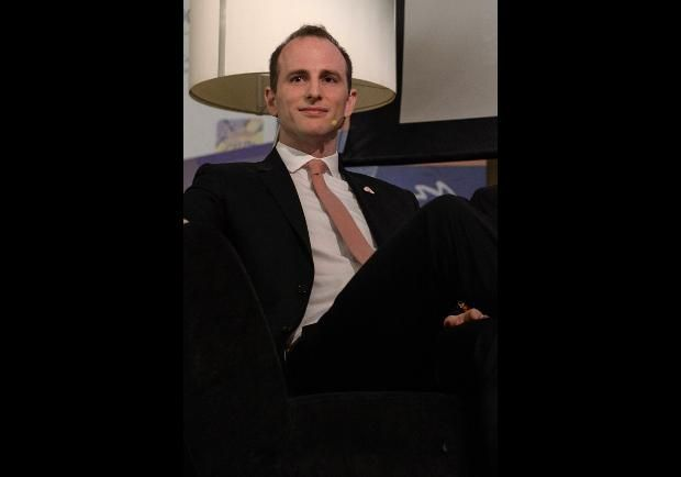 Forbes 400 Joe Gebbia, cofounder of peer-to-peer home and apartment rental company Airbnb