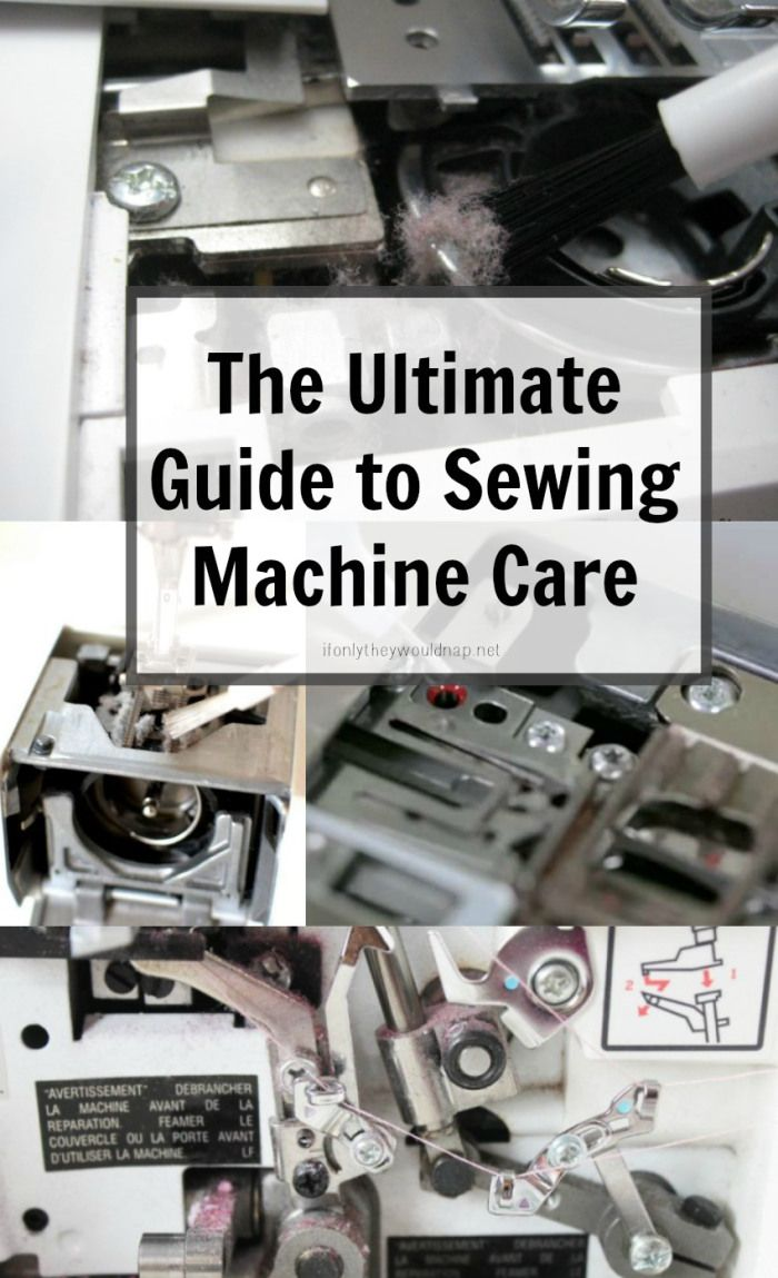 The best sewing experiences happen when our sewing machines are on their best behavior. The post Sewing Machine Guide appeared first on Sewtorial.