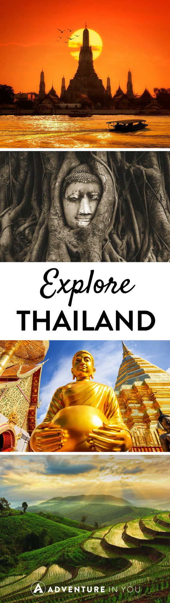 Thailand | Planning a trip to Thailand? Check out these 20 stunning photos and get inspired to make your trip here happen!