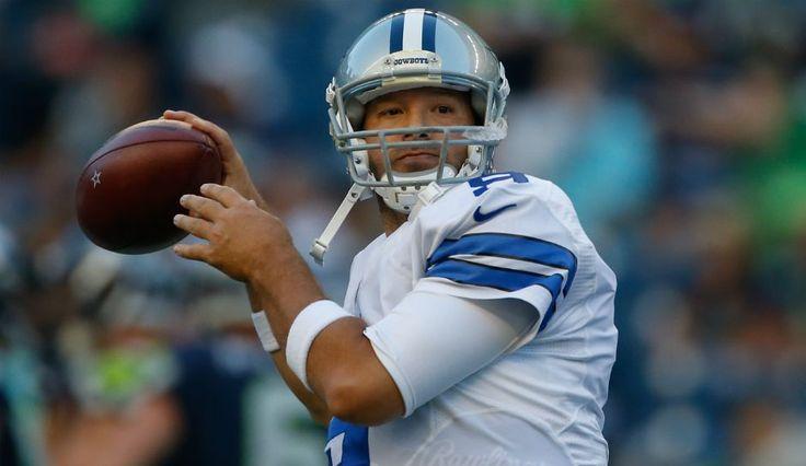 Tony Romo Retires: Cowboys' Romo Leaving NFL, Taking Over For Phil Simms at CBS