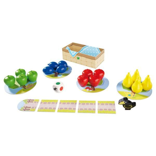 Your child will love playing the My Very First Games - My First Orchard game from HABA. #toys2learn#haba#preschool#educational #toys#Australia#game