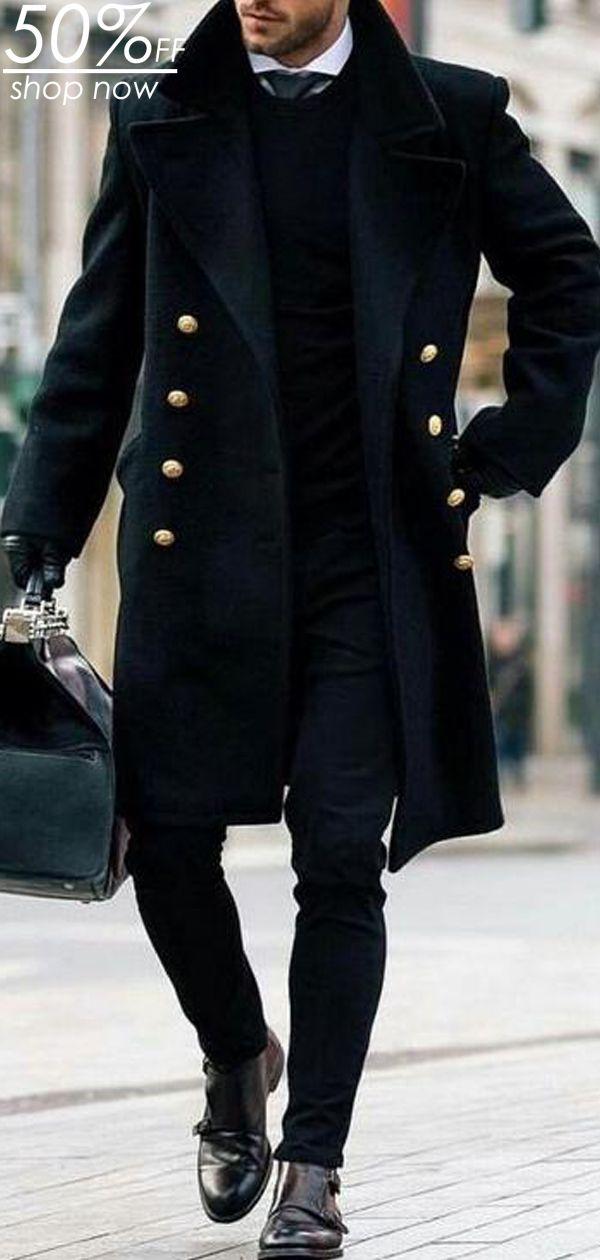Men's Fall Winter Coats ! 10%OFF OVER$99 (CODE:WILD10) – Felix Beh