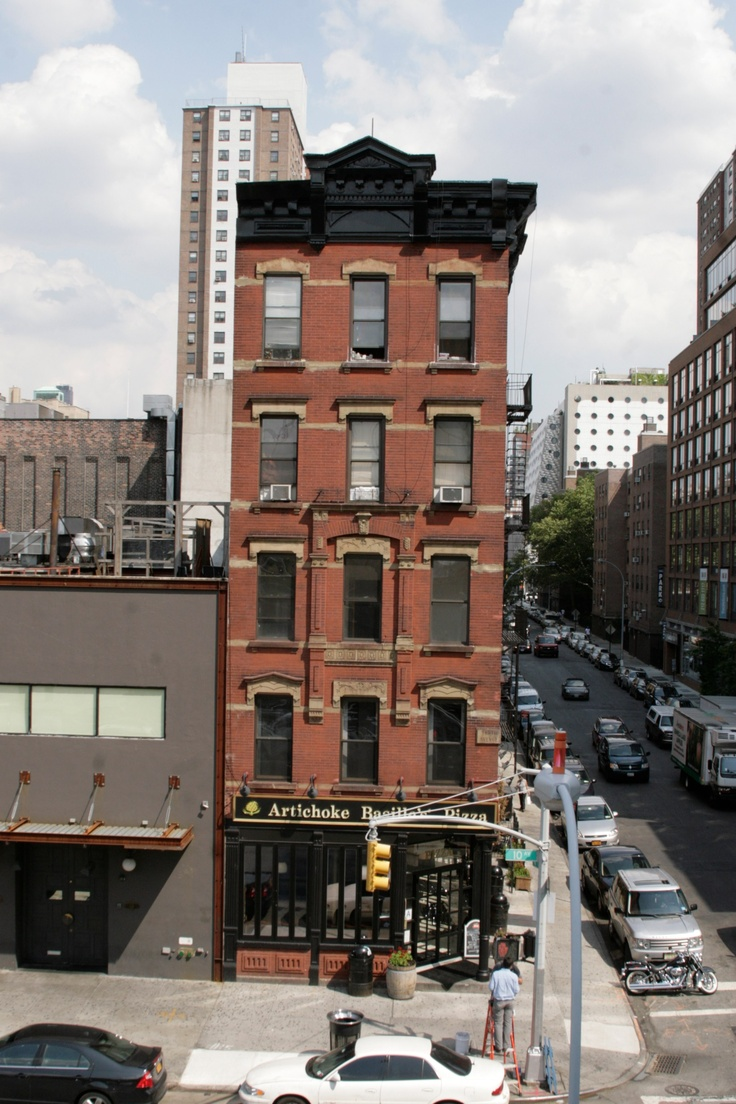 Meat packing district - NYC