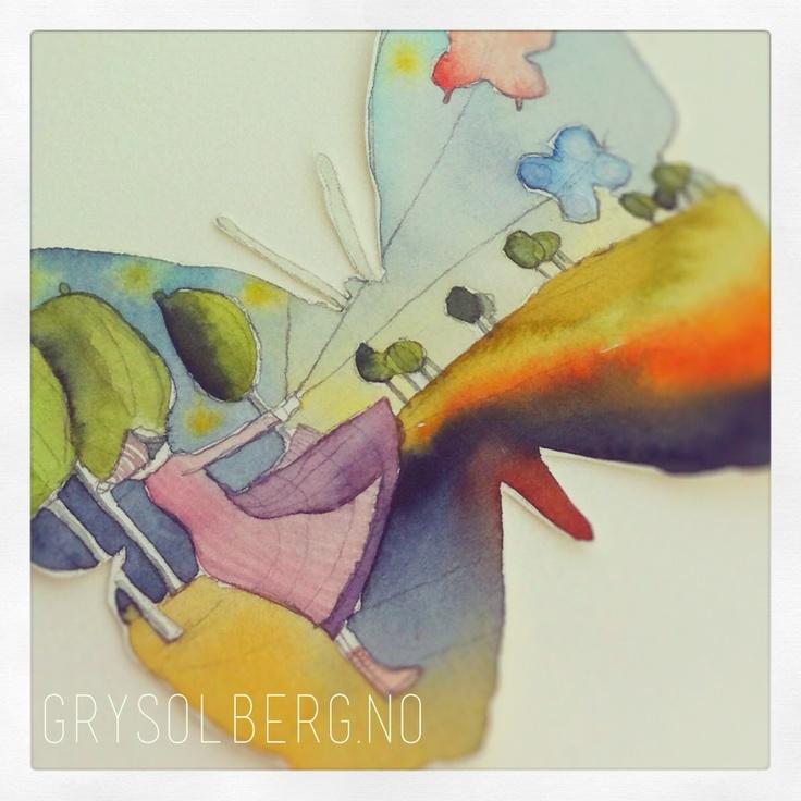 ❤ Butterflies
