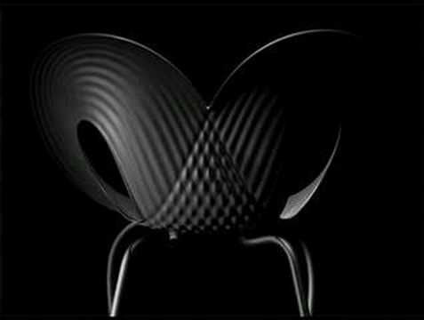 Personal video research. Theme: the Ripple chair Moroso. design Ron Arad.   video created by Massimo Gardone