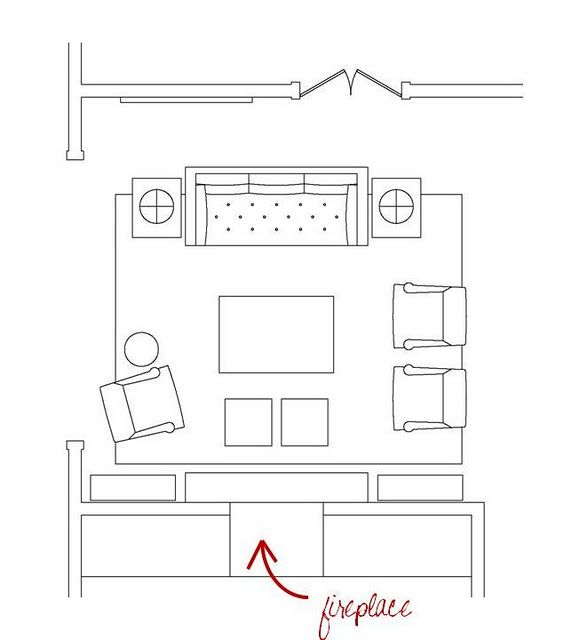 Best 25 Family Room Layouts Ideas On Pinterest How To Arrange Furniture Small Livingroom
