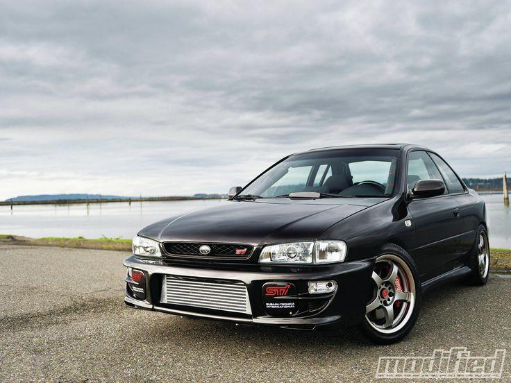 2000 Subaru Impreza 2.5RS Coupe - DIY Done Right!