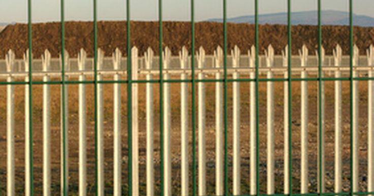 El costo de las cercas de madera versus las de vinilo