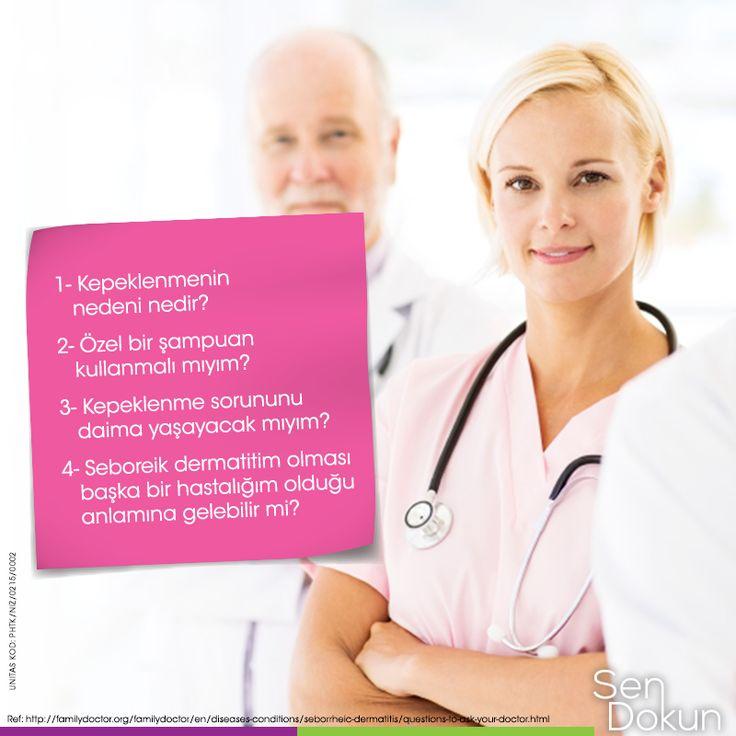 Seboreik dermatit ile ilgili doktorunuza danışınız. ► http://pub.portalgrup.com/files/ailehekiminiziogrenin/index.html