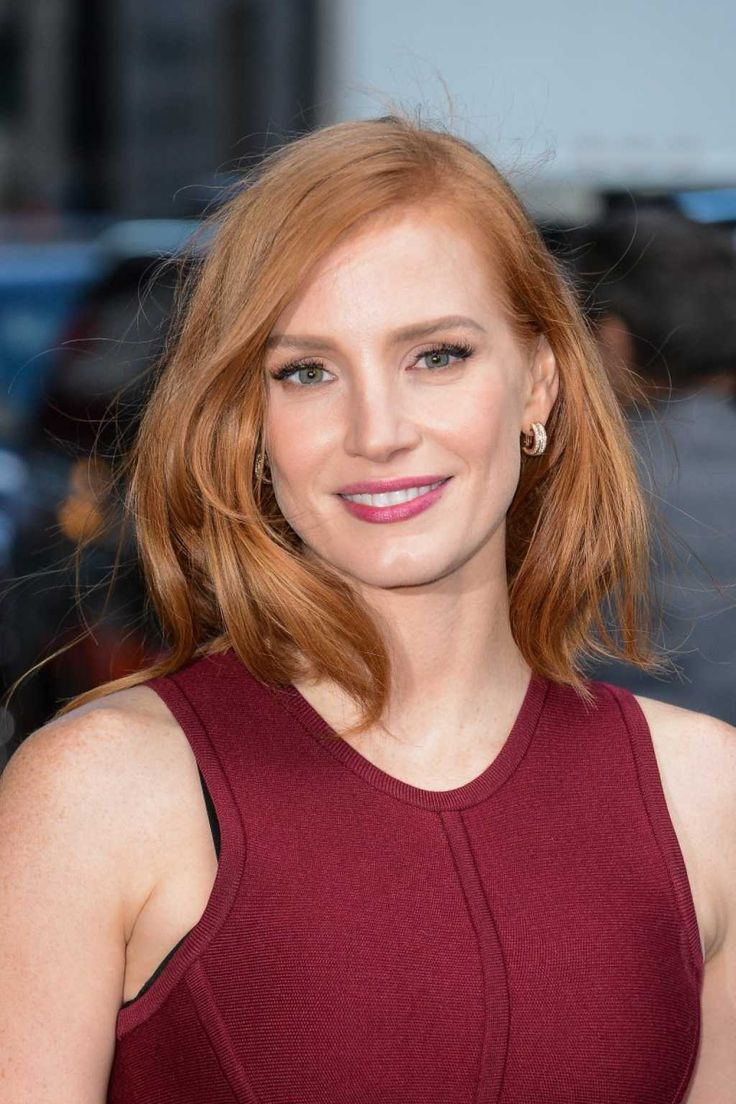 Light copper hair color :: one1lady.com :: #hair #hairs #hairstyle #hairstyles