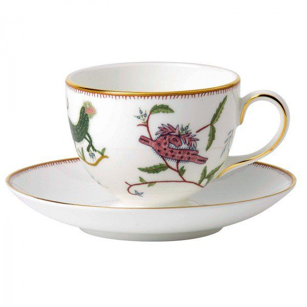 Mythical Creatures Teacup and Saucer Leigh, Gift Boxed
