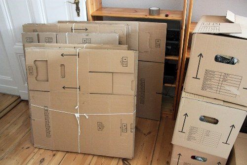 A Guide to #Unpacking After #Moving #Home to #Islington