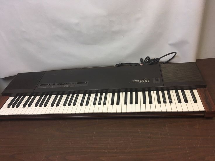 Electric Piano Yamaha