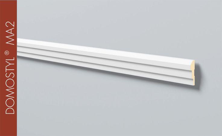 DOMOSTYL® MA2 / H 70 x W 20 mm / L 2m