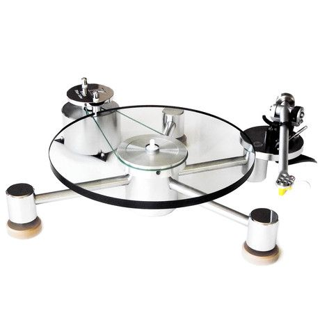 This turntable is extremely awesome and I want it. Pity I don't want it enough to drop $3760 on it.
