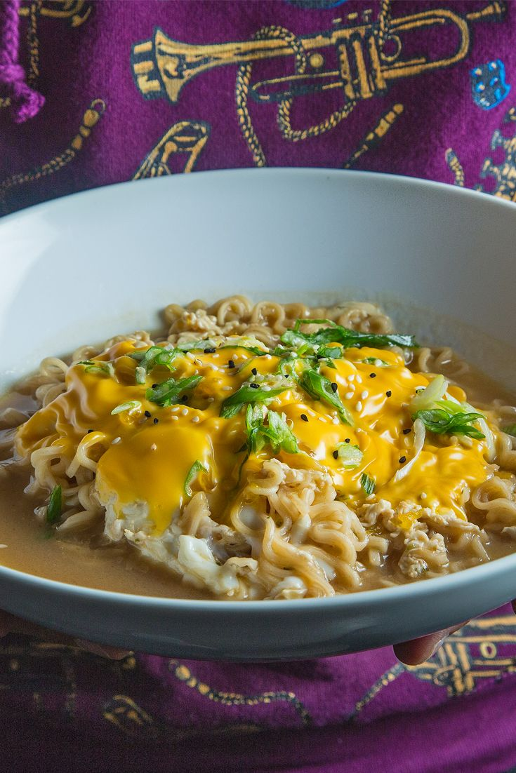 Upgrade your easy instant ramen with these tasty tips!