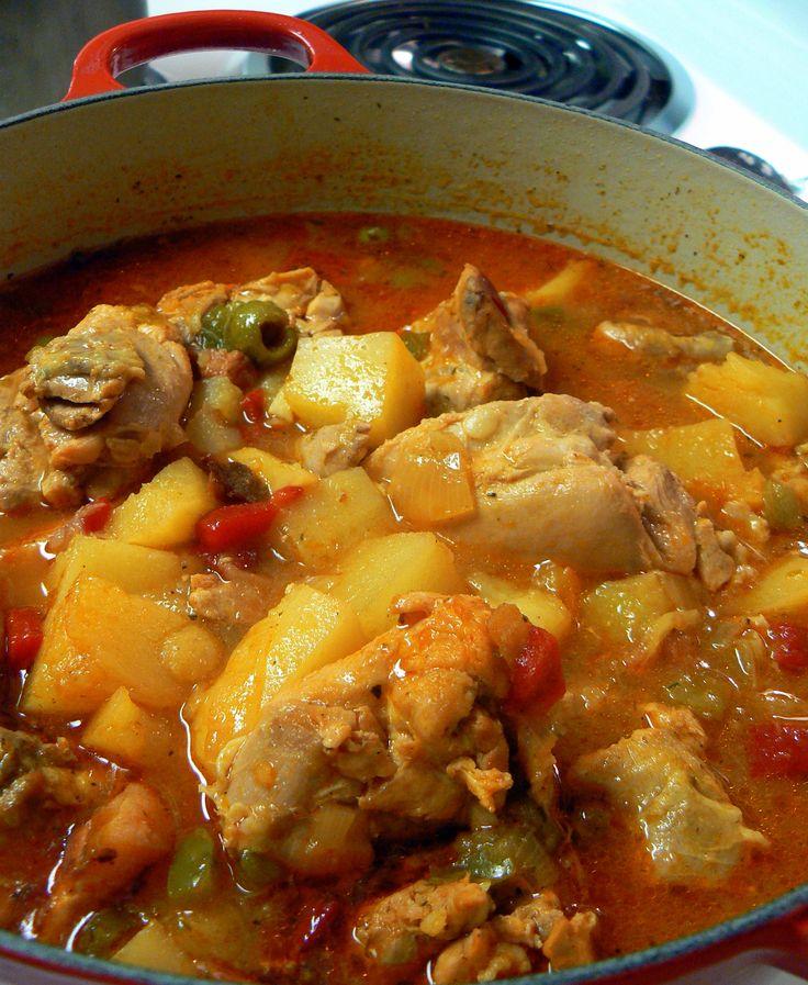 Rice with chicken.                            Puerto Rico Food   Puerto Rican food   Crazy Jamies Blog