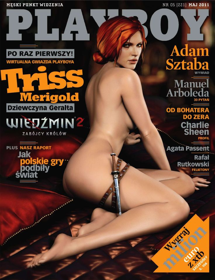 Playboy Poland - May 2011