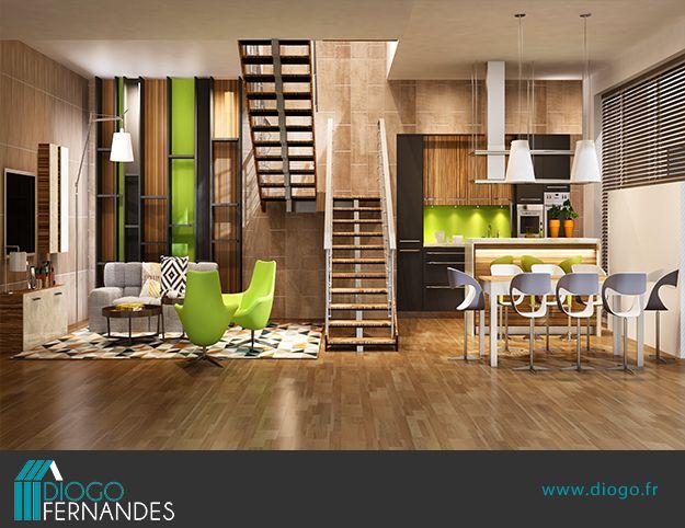 Créer la maison de ses rêves.Nouvel article #Floorplanner, 🏡 logiciel d'intérieur #gratuit!