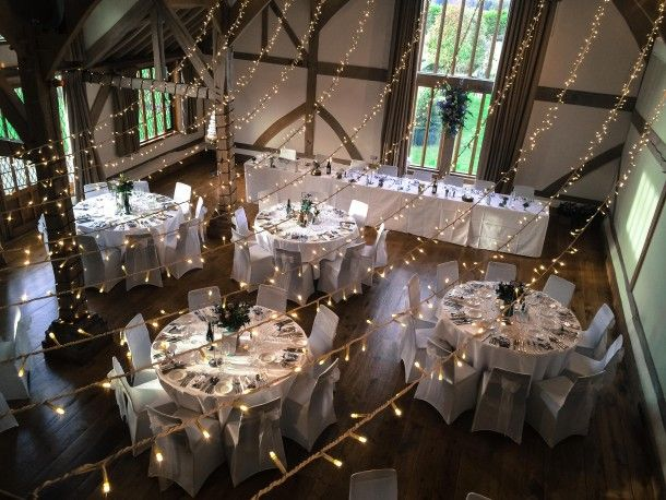 Set Your Heart Aglow With A Winter Wedding Venue