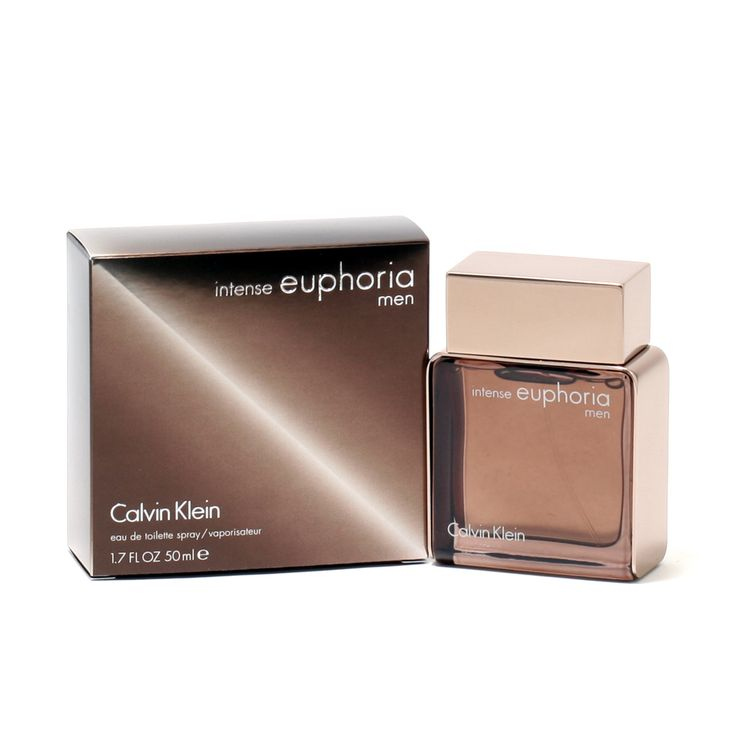 EUPHORIA INTENSE MEN by CALVINKLEIN - EDT SPRAY