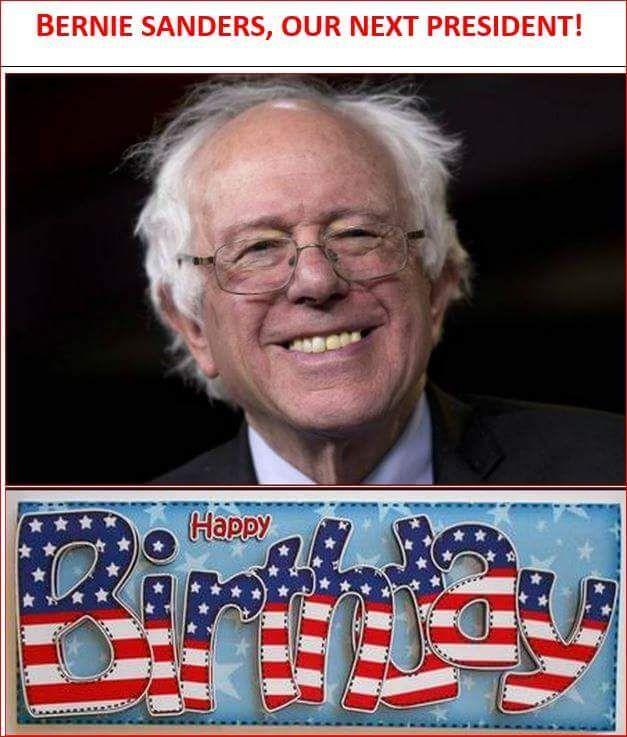 Bernie Sanders Celebrates His 98th Birthday Circlejerk