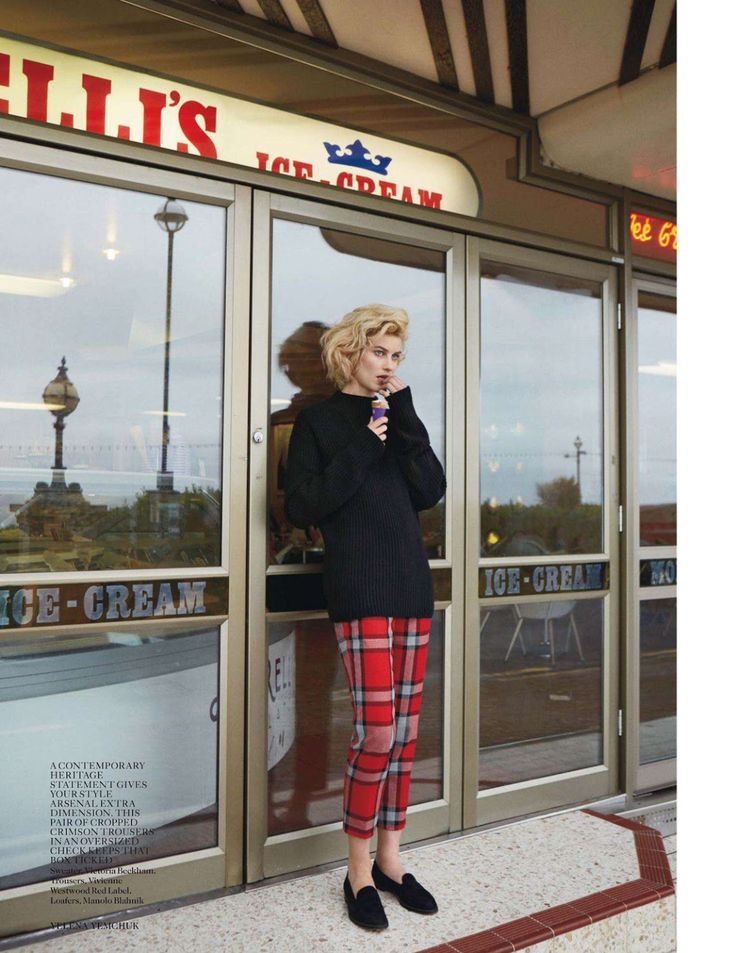 visual optimism; fashion editorials, shows, campaigns & more!: enduring love: delfine bafort by yelena yemchuk for uk vogue august 2014