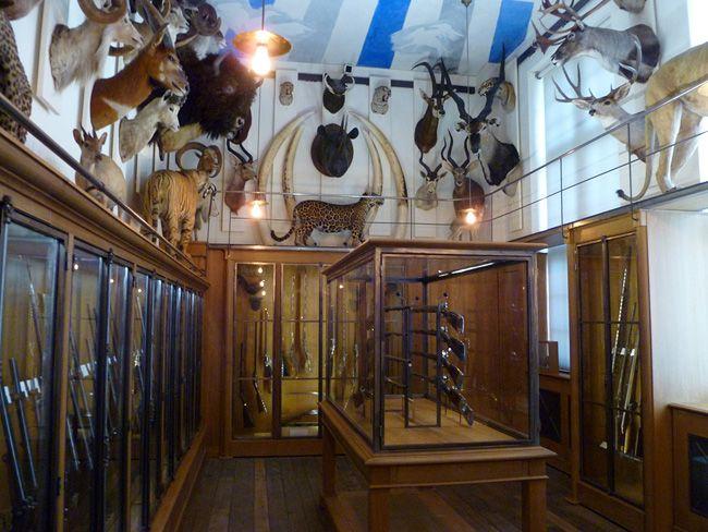 mus e de la chasse situ dans un h tel particulier de la rue des archives le mus e de la. Black Bedroom Furniture Sets. Home Design Ideas