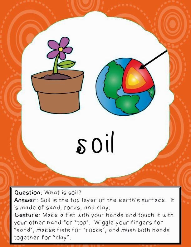 21 best images about air water soil on pinterest grade for Give the scientific word for soil