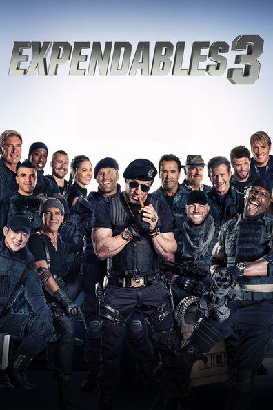 Expendables 3 (2014) Regarder Expendables 3 (2014) en ligne VF et VOSTFR. Synopsis: Barney, Christmas et le reste de l'équipe affrontent Conrad Stonebanks, qui fut aut...