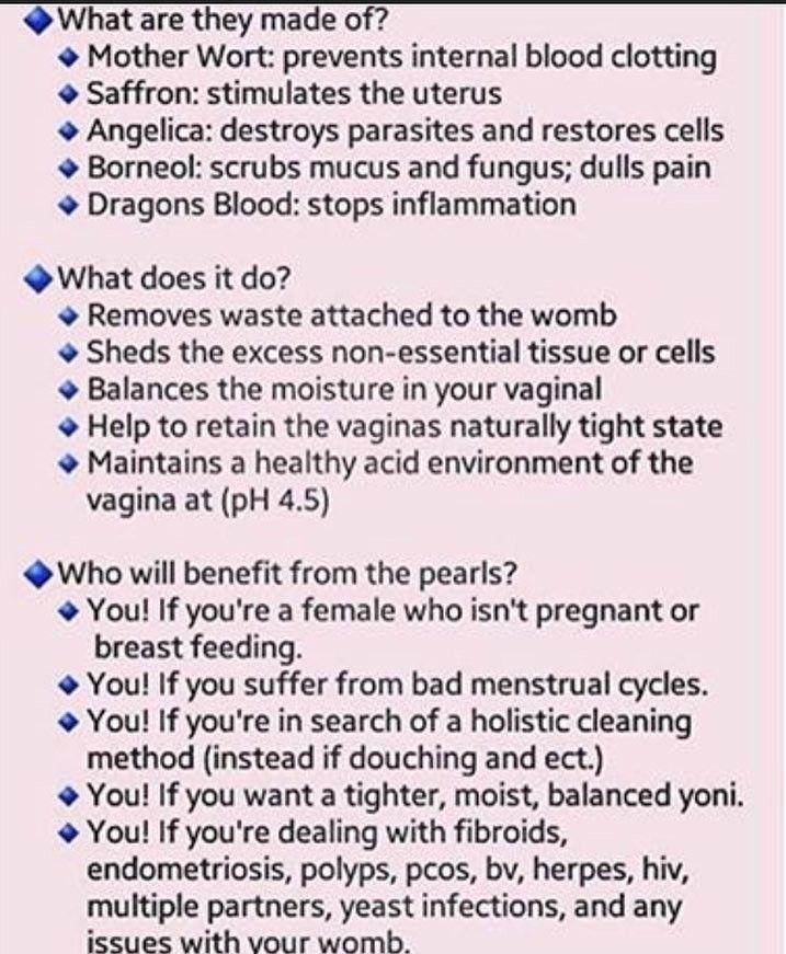 Vagina Scrub : vagina, scrub, RHONDA, Healthy, Eating, Pearls,, Steam, Herbs,, Healing
