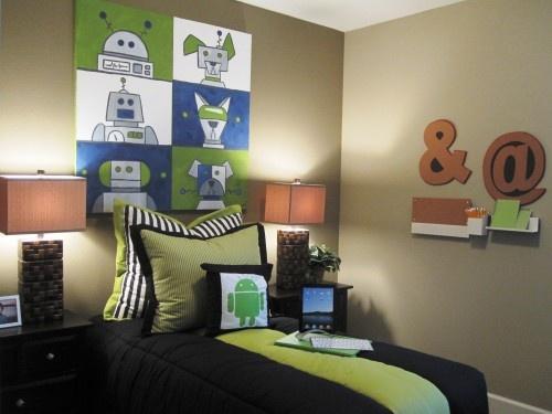 17 best ideas about robot bedroom on pinterest robot for Robot bedroom