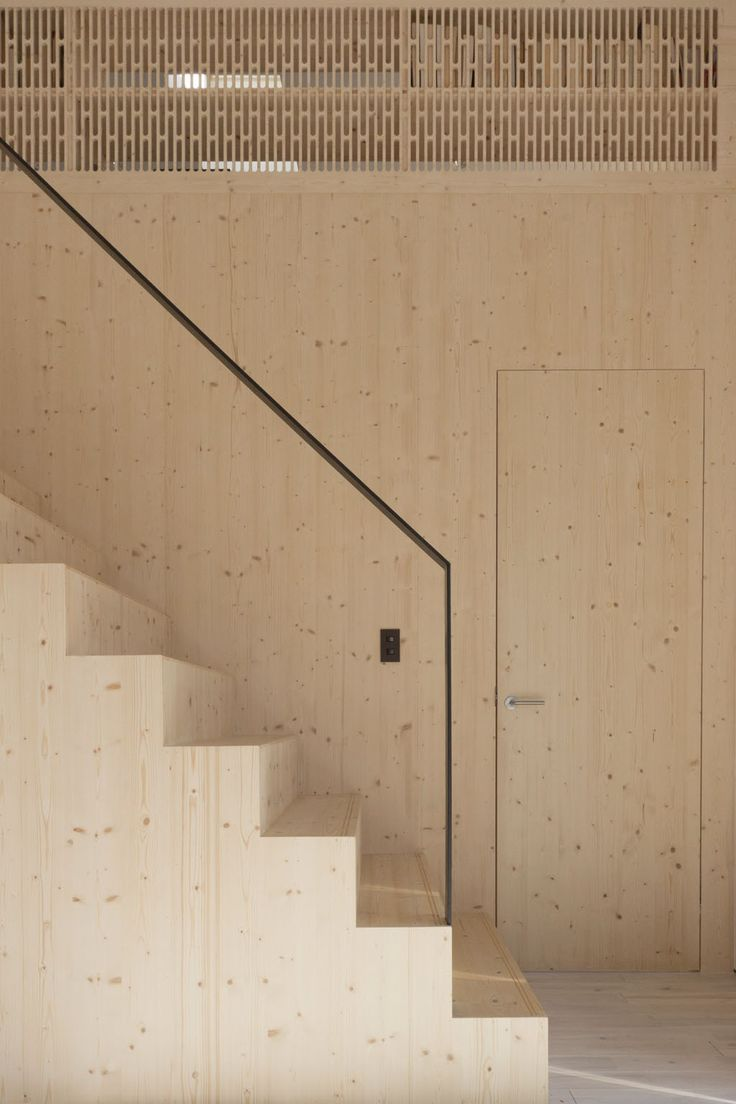 plywood decor onjuku beach house bakoko archinect  onjuku beach house bakoko archinect