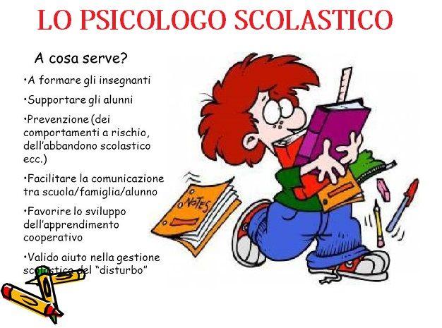 psicologo scolastico