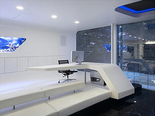 Die 25+ besten futuristische Möbel Ideen auf Pinterest   Moderne ...