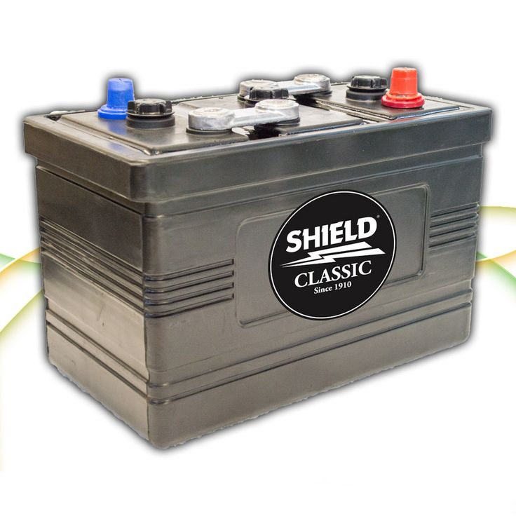 Type 541 6v Classic & Vintage Car Battery http://www.batterycharged.co.uk/shop/brands/shield-batteries/6v-classic-car-batteries/shield-541-6v-classic-car-ba-1131918.html