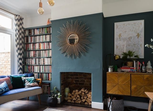 Color, Pattern, And Patina In A Design Bloggeru0027s London Home U2014 House Tour