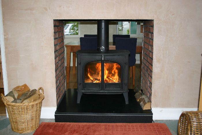 2 sided fireplaces - Google Search