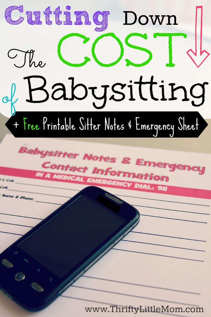 best images about babysitting house sitters cutting down the cost of babysitting