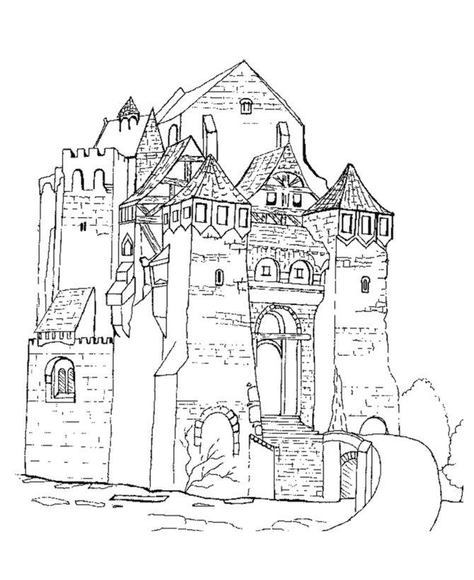 iColor quot Medieval quot iColor quot Medieval quot Pinterest Castle