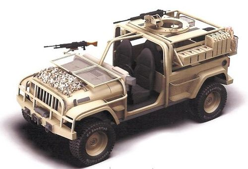 Jeep J8 Chrysler JGMS light patrol vehicle government military army sales jgms wheeled light tactical united states   Flickr - Photo Sharing!