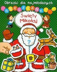 Swiety Mikolaj Obrazki Dla Najmlodszych Naklejanki Mario Characters Books Character